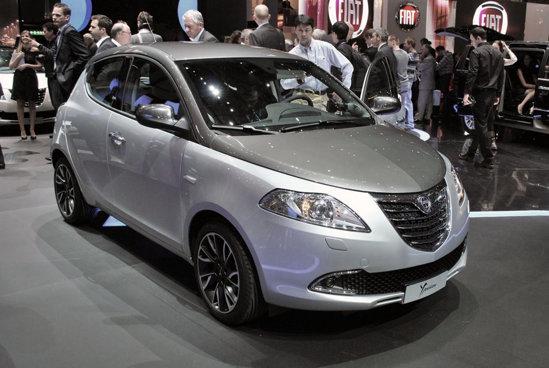 Lancia Ypsilon - generatie noua