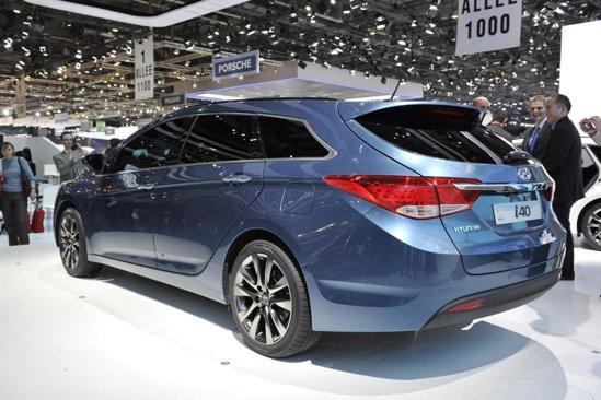 Hyundai i40 - model nou