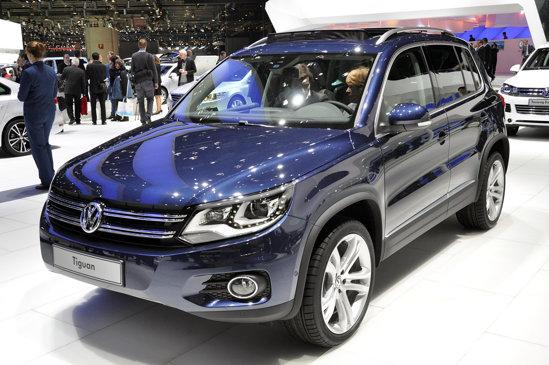 Volkswagen Tiguan - facelift