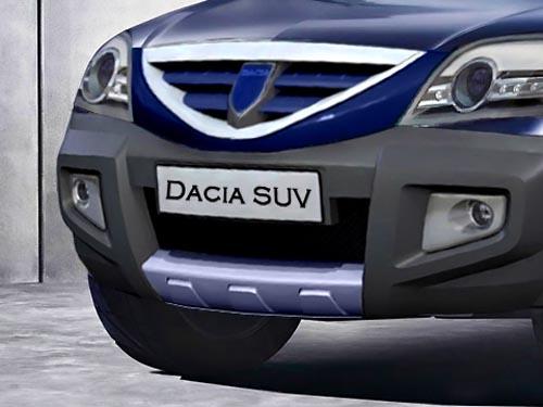 Dacia va avea un SUV sau crossover în gamă