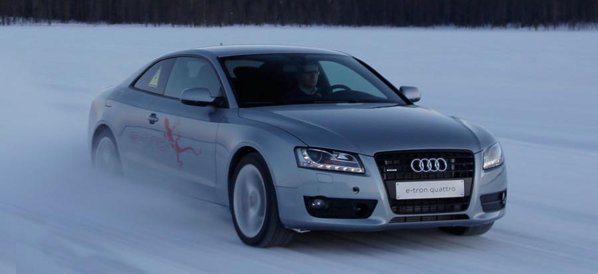 Autonomia maxima a lui Audi A5 e-tron quattro este de 40 km, iar consumul de 2,7 litri/100 km