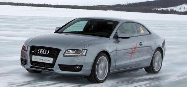 Audi A5 e-tron quattro poate dezvolta maximum 320 CP, avand un demaraj 0-100 km/h in doar 5,9 secunde
