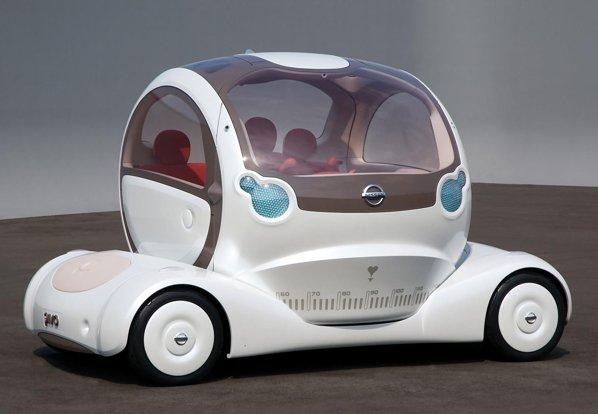 Nissan Pivo - Tokyo 2005