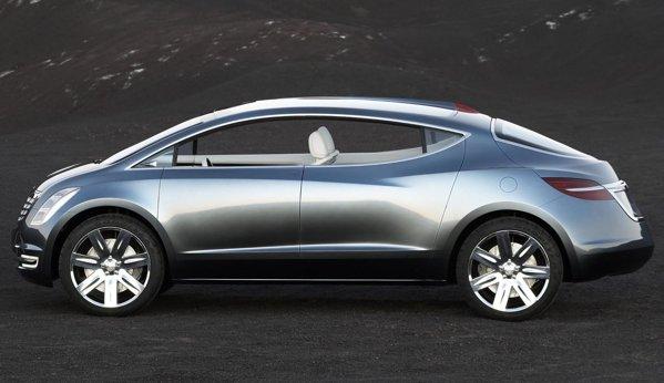 Chrysler ecoVoyager Concept - Detroit 2008