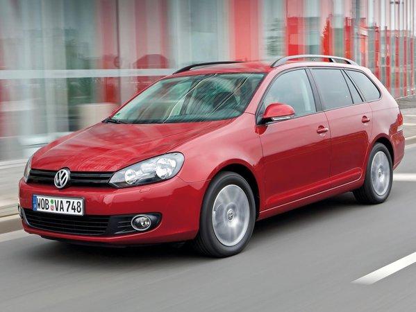 Volkswagen Golf Variant 4MOTION 1.6 TDI Trendline Edition - 19.677 euro