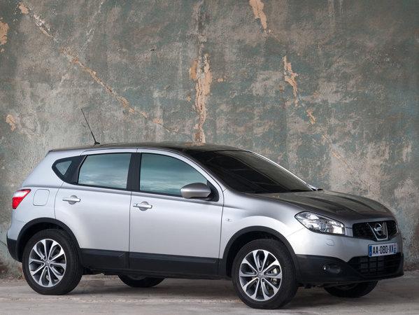 Nissan Qashqai 2.0 All Mode 4x4 Visia - 21.890 euro