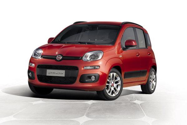 Locul 4- Fiat Panda Multi Air