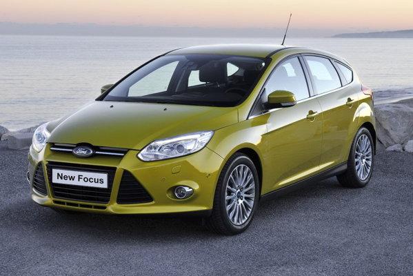 Locul 8- Ford Focus ECOnetic