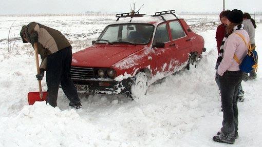 Anvelope iarnă 2011 – totul despre legea anvelopelor de iarnă