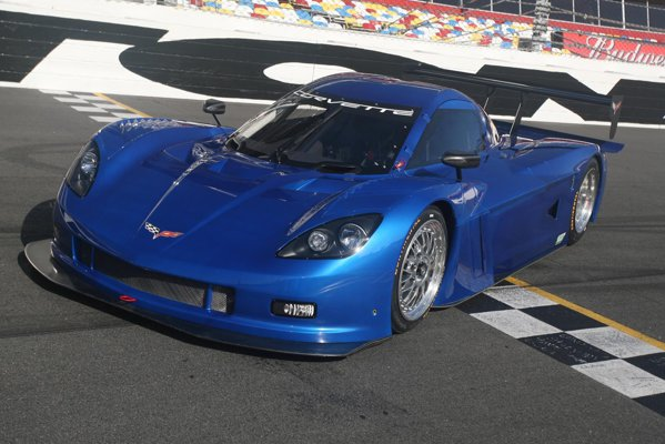 Corvette Daytona Prototype va debuta in cursa de anduranta de la Daytona in 2012