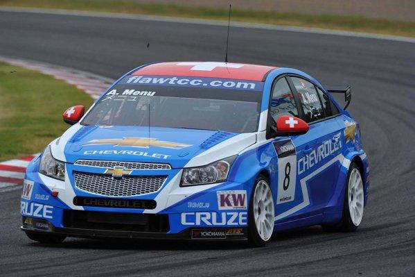Chevrolet Cruze a castigat in 2010 si 2011 titlurile la piloti si constructori in WTCC