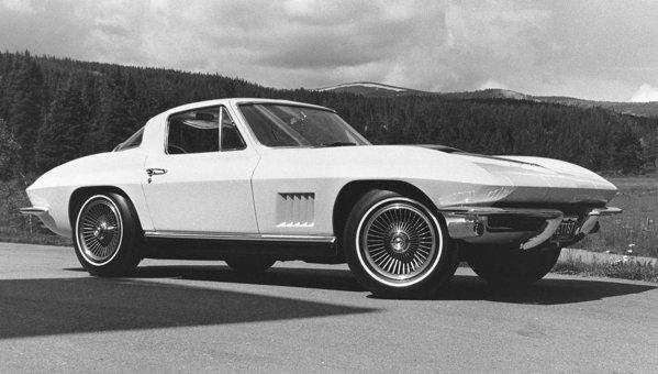 In 1967, Corvette a primit un V8 care, neoficial, ajungea la 550 CP