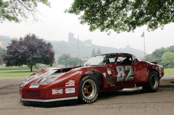 Chevrolet Corvette Wide Body a fost conceput pentru curse, concurand si la LeMans