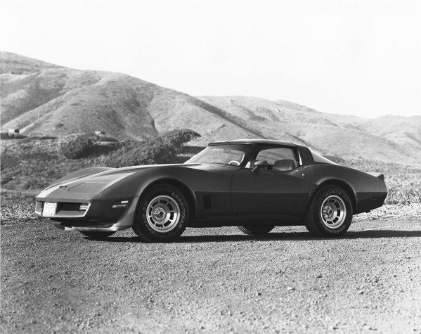 In 1980, Chevrolet Corvette C3 a primit un facelift, iar motorul atingea 230 CP