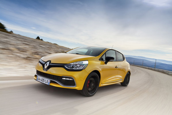 Renault Clio RS 4