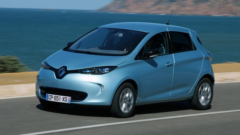 test drive renault zoe cum arat pe viu noul zoe. Black Bedroom Furniture Sets. Home Design Ideas