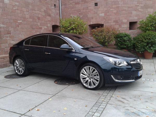 Opel Insignia facelfit 2013