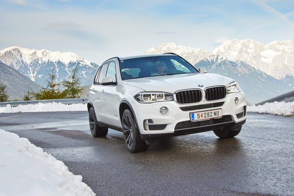 The new BMW X5 2013