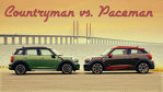 TEST: noile MINI Countryman şi Paceman (facelift) 2014. #SELFIE