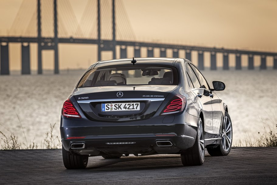TEST în premieră: Mercedes-Benz S 500 Plug In Hybrid