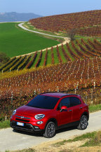 Fiat 500X, test de prim contact. 4x4 de oraş