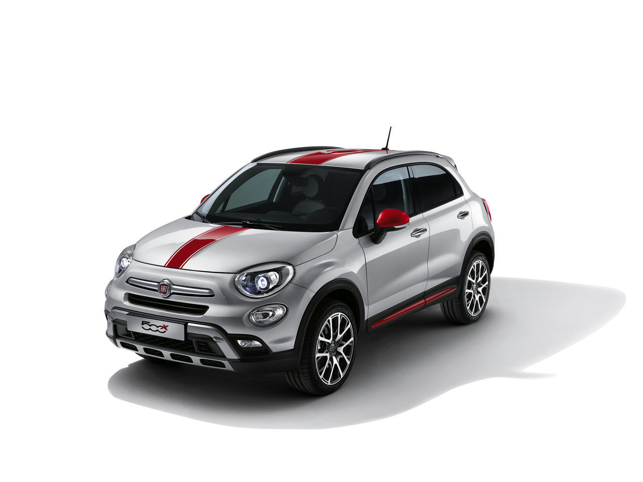 fiat 500x test de prim contact 4x4 de ora. Black Bedroom Furniture Sets. Home Design Ideas