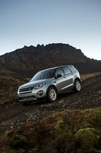 Land Rover Discovery Sport, test de prim contact