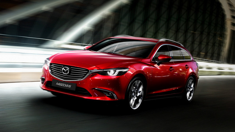 test n premier cu mazda6 break facelift 2015. Black Bedroom Furniture Sets. Home Design Ideas