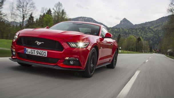 Test în premieră: Ford Mustang