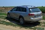 TEST Volkswagen Golf Alltrack. Tanchetă de familie