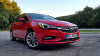 TEST în premieră cu noul Opel Astra K. Insuportabila uşurătate a maşinii de familie