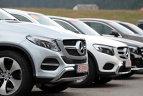 Am testat în România: noile Mercedes-Benz GLE, GLE Coupe şi GLC