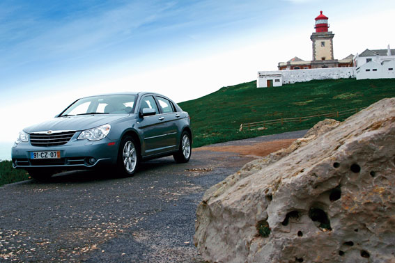Chrysler Sebring - test