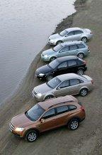 Lansat mai întâi pe SUV-ul Captiva, dieselul de 2,0 litri a ajuns acum şi sub capotele berlinelor.