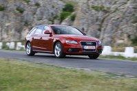 Audi A4 Avant - cruiser desăvârşit