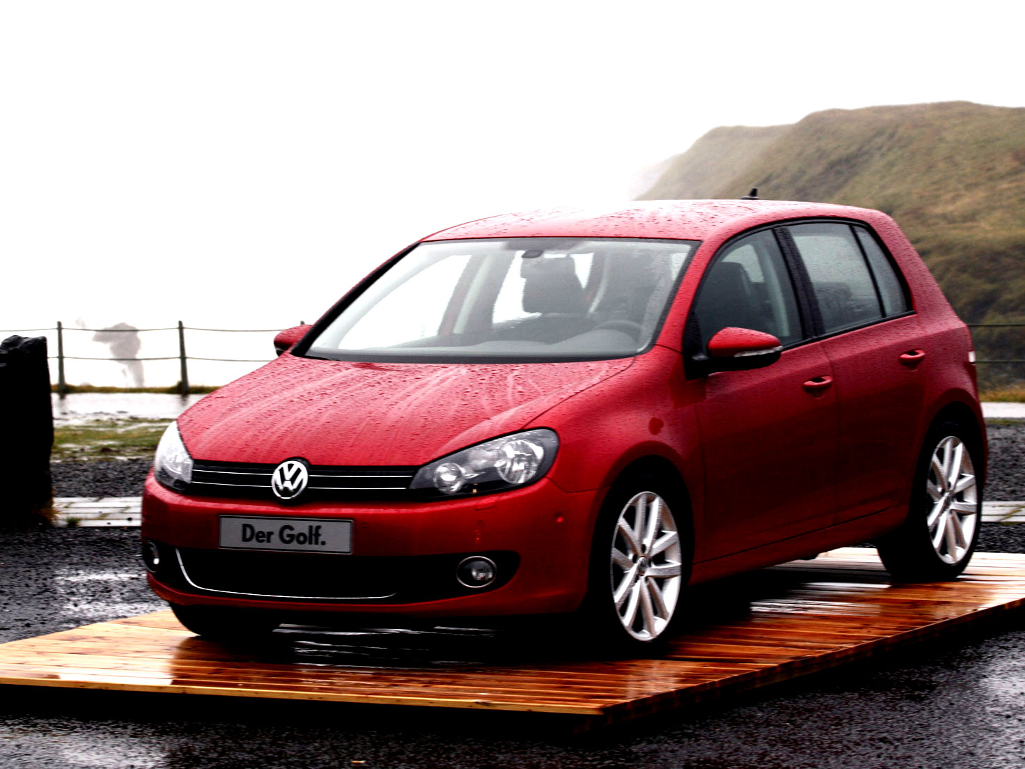 vw golf 6 tdi test n islanda. Black Bedroom Furniture Sets. Home Design Ideas