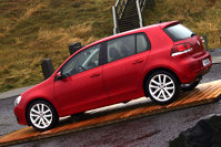 VW Golf 6 - profil