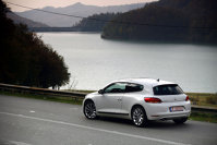 Scirocco - pune gaturile in ghips