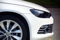 VW Scirocco - foarte agresiv