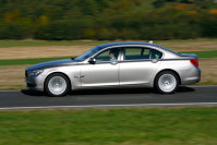 BMW Seria 7 - mai luxos