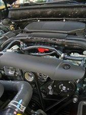 Motorul - performante modeste
