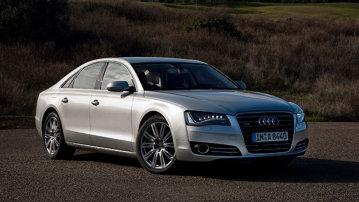 Descoperă noul Audi A8