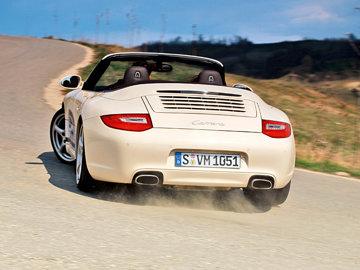 Porsche 911 Carrera Cabriolet PDK