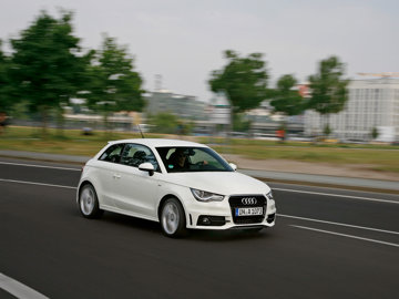 Audi A1 - test in premieră