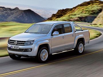 VW Amarok - Test în premieră