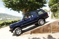 Am condus ultimul exmplar produs al modelului Range Rover Classic