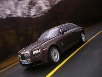 Test-drive cu Rolls-Royce Ghost