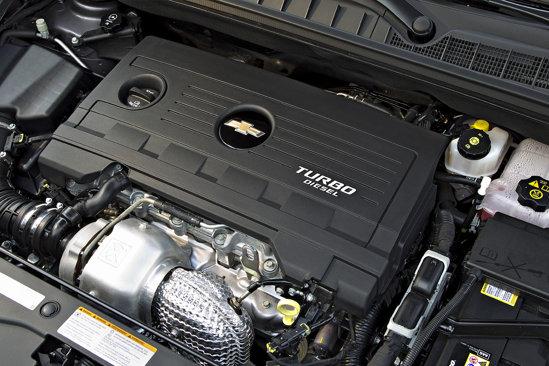 Motorul diesel de 2,0 litri si 163 CP va fi, probabil, cel mai ceurt pe Chevrolet Orlando