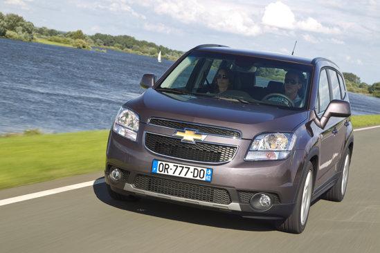 Cea mai buna combinatie pentru Chevrolet Orlando: motorul diesel si cutia automata