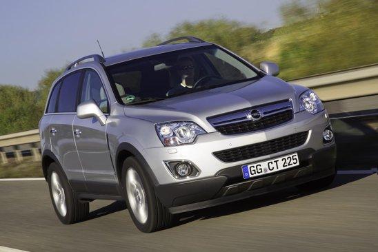 Motorul diesel de pe Opel Antara facelift are doua variante de putere: 163 CP si 184 CP